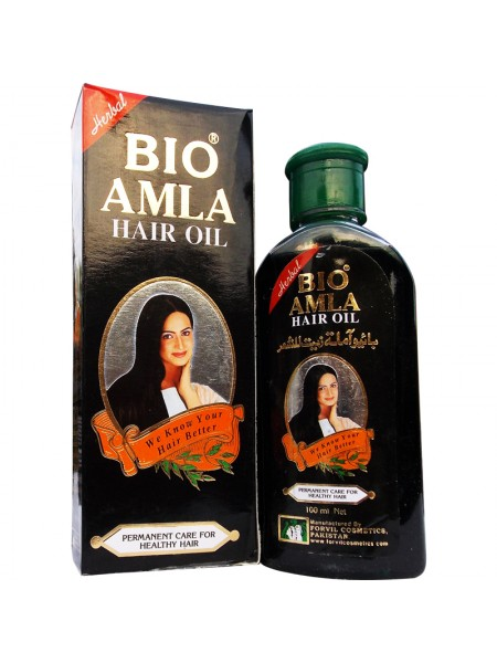 Bio Amla Hair Oil (100 ml)
