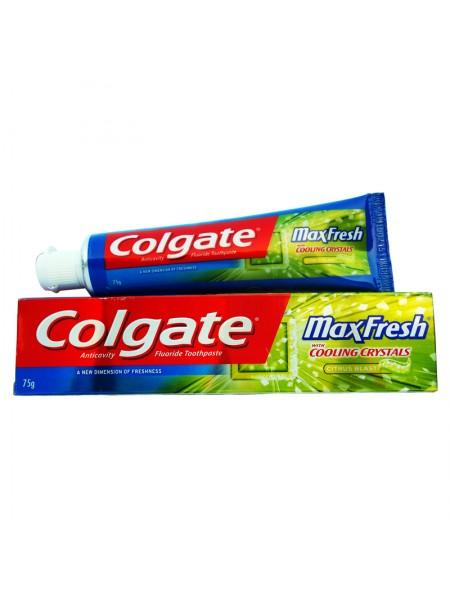 Colgate Tooth Paste Green Gel (75 g)