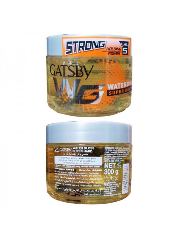 Gatsby Hair Gel Strong ( 300 ml )