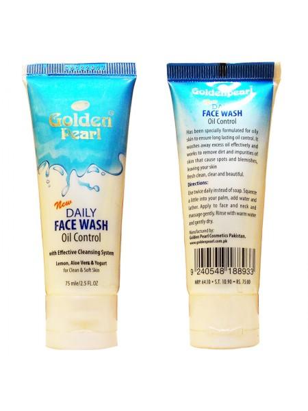 Golden Pearl Facewash (75 ml)