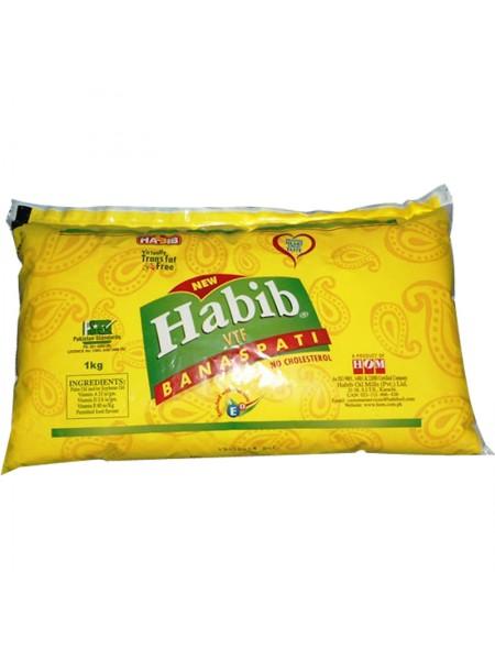 Habib Banaspati Ghee (1 Liter Pouch)