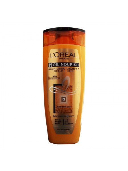 L'Oreal Shampoo 6 Oil (175 ml)