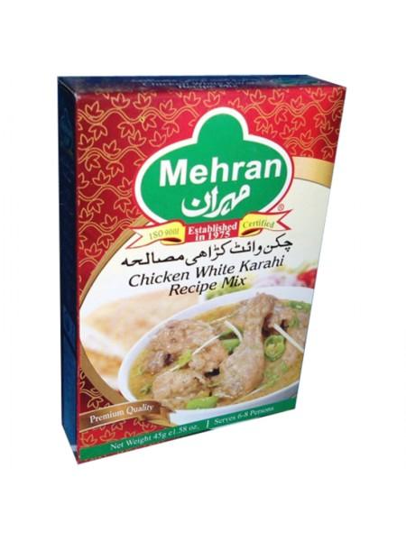 Mehran Chicken White Karahi Masala (45 Gm)