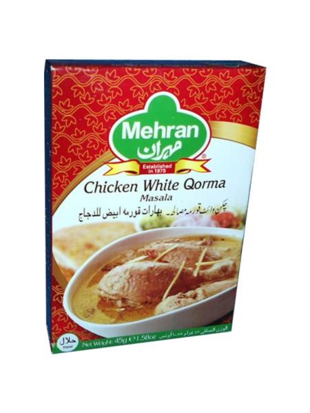 Mehran Chicken White Qorma Masala (45 Gm)