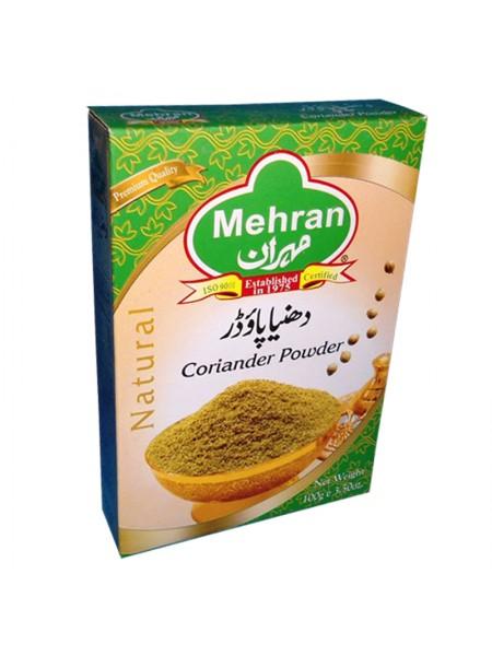 Mehran Coriander Powder Rich Aroma and Freshly Ground (100 Gm)