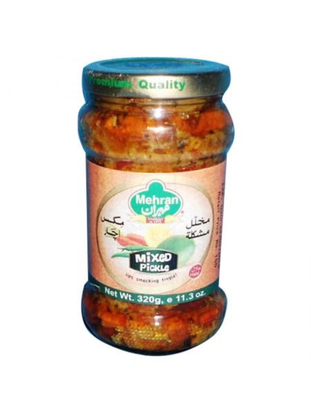 Mehran Mixed Pickle (320 Gm)