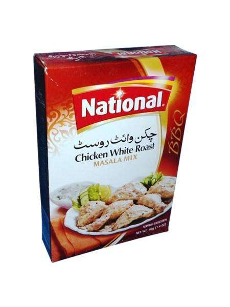 National Chicken White Roast Masala Mix Bbq (40 Gm)