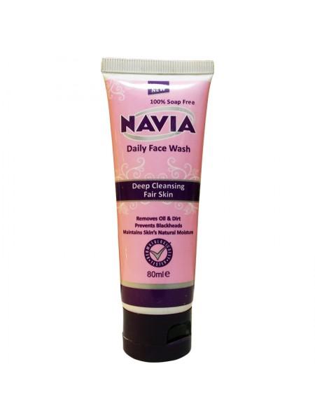 Navia Facewash Women (80 ml)