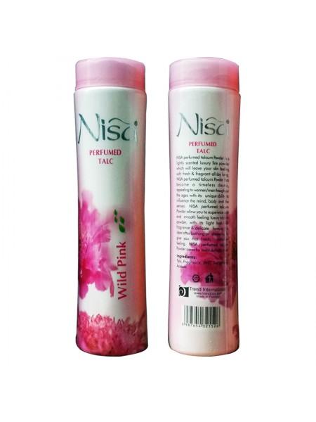 Nisa Talcum Wild Pink Powder