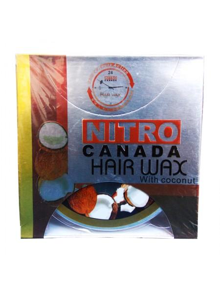 Nitro Hair Coconut Wax