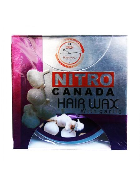 Nitro Hair Garlic Wax
