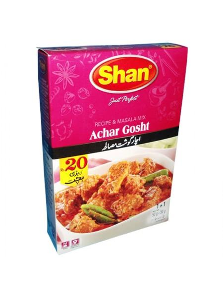 Shan Achar Gosht Masala (50 + 50 Gm)