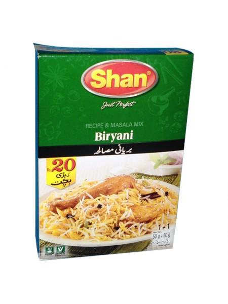 Shan Biryani Masala (50 + 50 Gm)