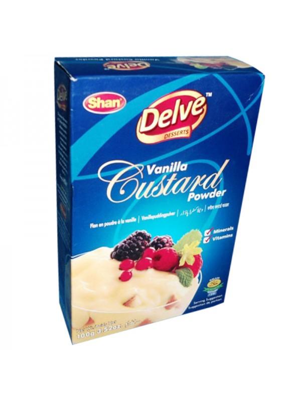 Shan Vanilla Custard Powder (100 Gm)