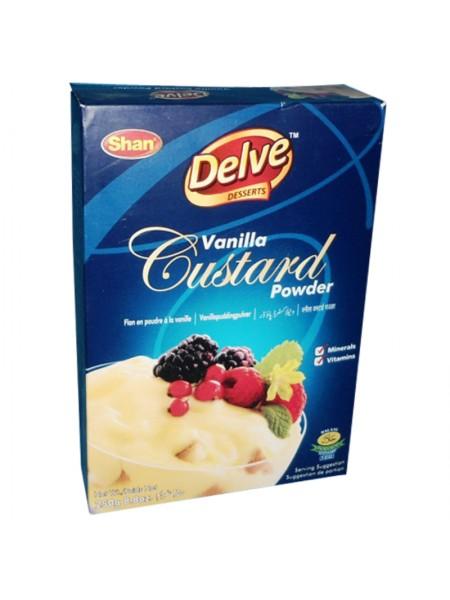 Shan Vanilla Custard Powder (250 Gm)