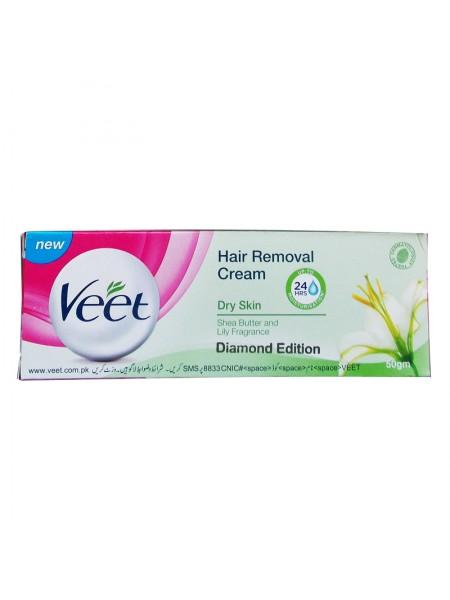 Veet Hair Removing Cream Dry Skin (50 g)